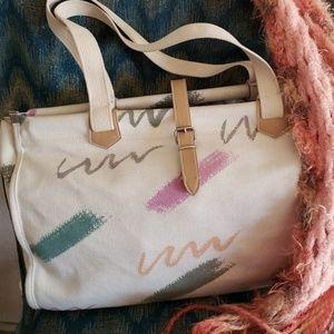 Bag Bazaar...canvas tote